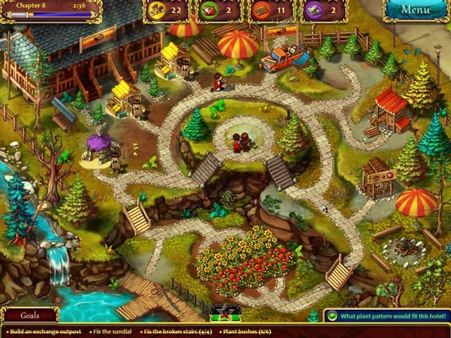 Gardens Inc Screenshot 2