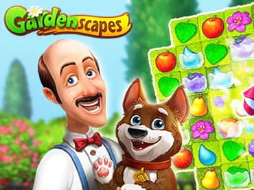Gardenscapes Free Games