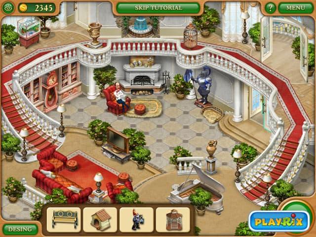 Gardenscapes 2 Screenshot 2