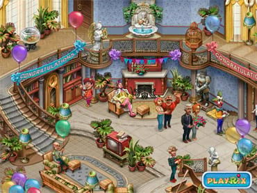 Gardenscapes 2 Free Game