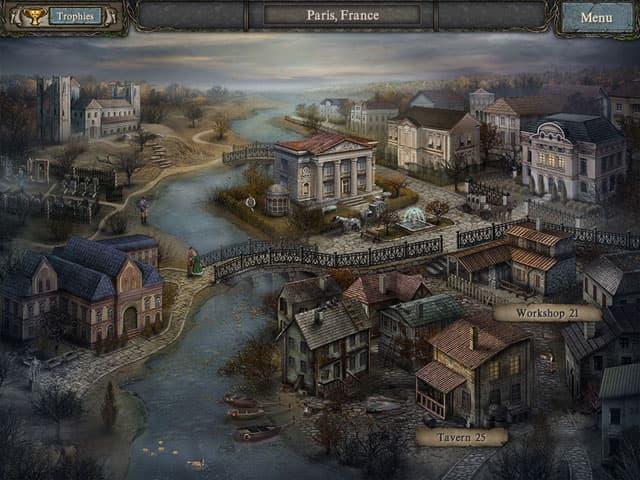 Golden Trails 3 Screenshot 1