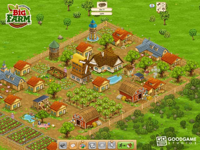 Goodgame Big Farm Screenshot 2