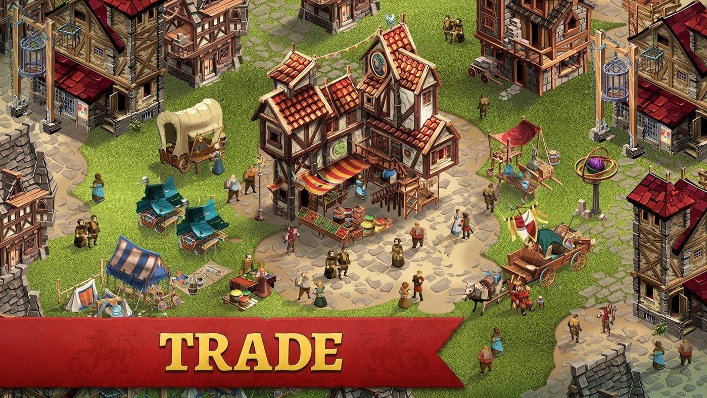 Goodgame Empire Screenshot 2