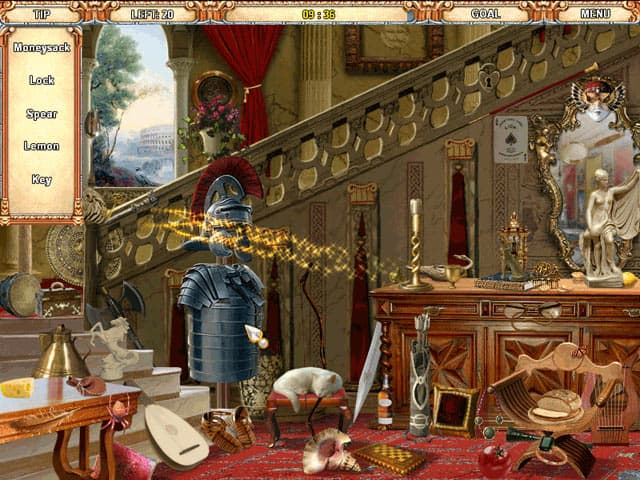 Great Secrets Da Vinci Free PC Game Screenshot