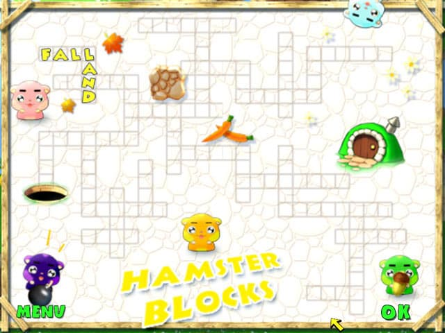 Hamster Blocks Free PC Game Screenshot