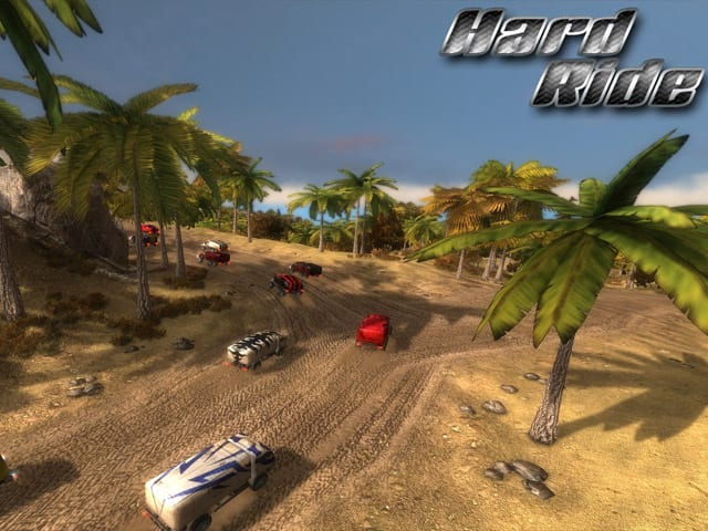 Hard Ride Screenshot 1