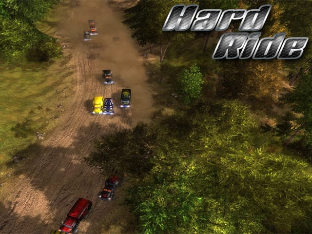 Hard Ride Screenshot 2