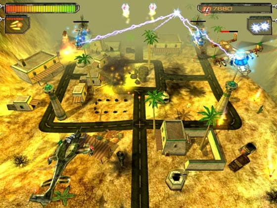 Air Assault 2 Free PC Game Screenshot