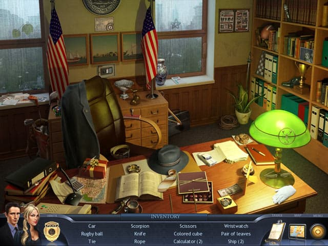 Murder in New York Free PC Game Screenshot