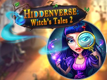 Hiddenverse: Witch's Tales 2 Free Games