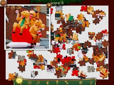Holiday Jigsaw: Christmas Free Game