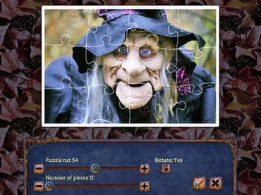 Holiday Jigsaw: Halloween Free Game