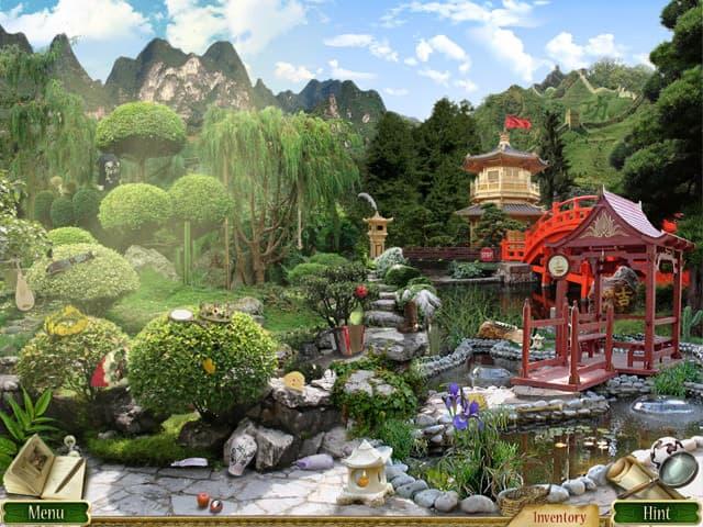 شغل مخك مع لعبة البحث عن المعبد المفقود In Search of the Lost Temple B2