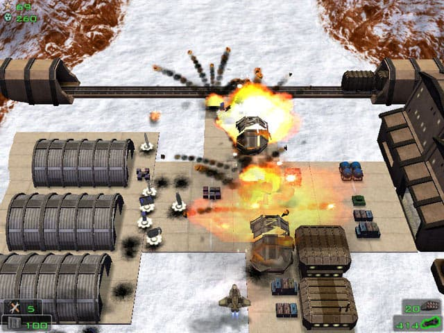 Incinerate Free PC Game Screenshot