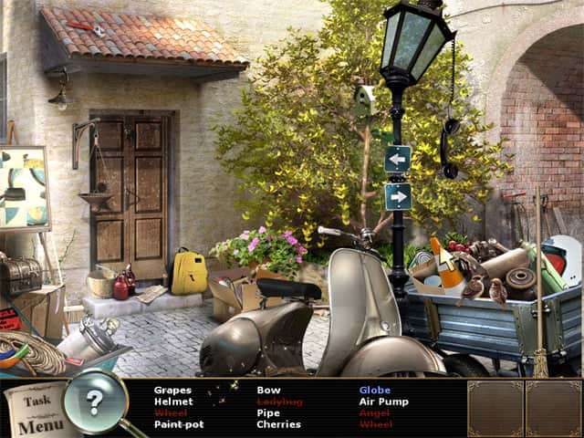 Insider Tales: Vanished in Rome Screenshot 2