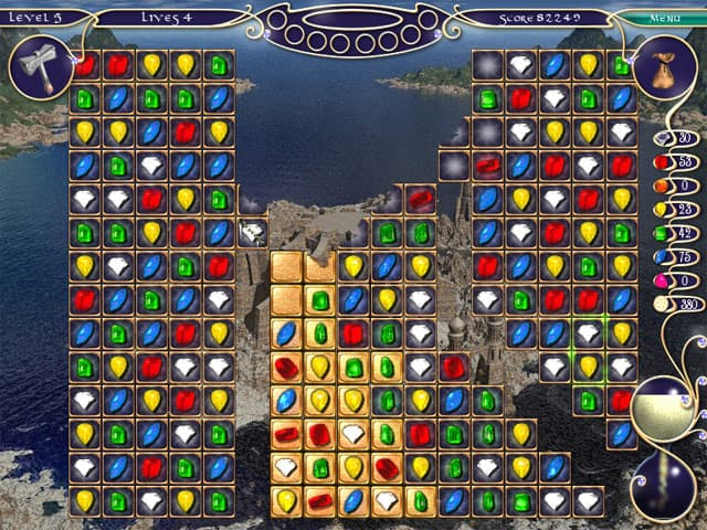 Jewel Match 2 Free PC Game Screenshot