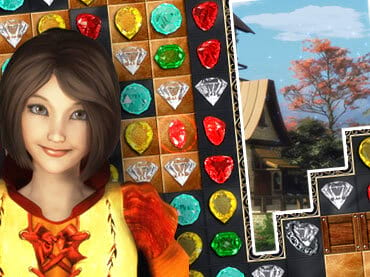 Jewel Match 4 Free Games