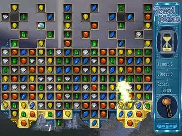 Jewel Match Free Game