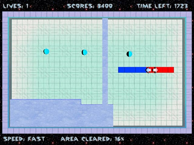 Jezzball Screenshot 2
