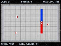 Jezzball Screenshot