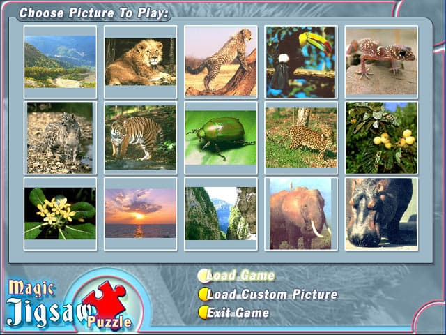 Jigsaw Puzzle Screenshot 0