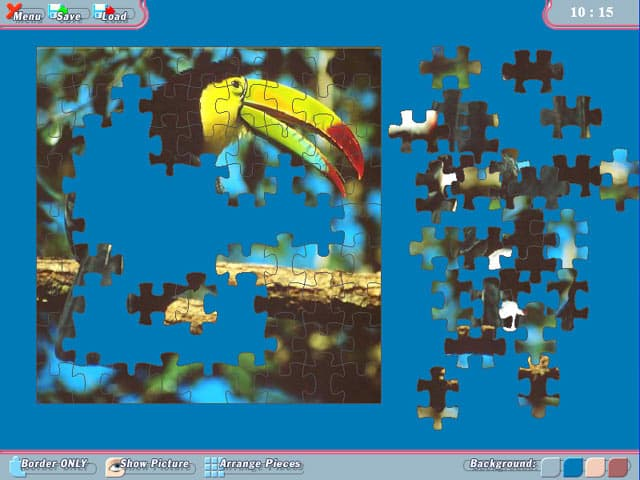 Jigsaw Puzzle Free PC Game Screenshot
