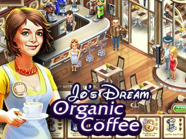 Jos Dream: Organic Coffee Free Game