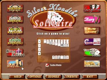 Klondike Solitaire Free Game