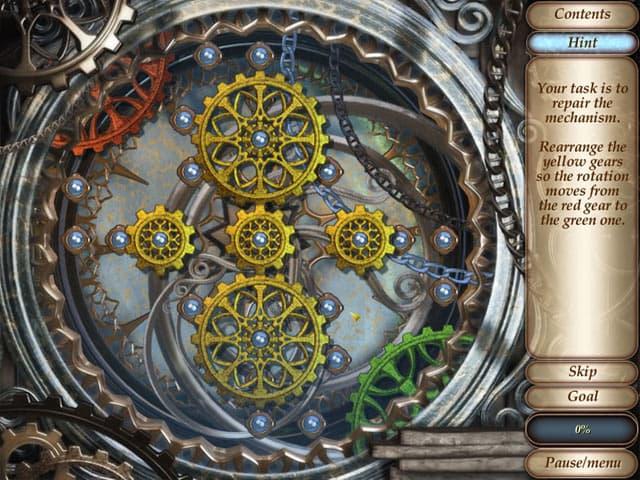 Legacy of Nikola Tesla Free PC Game Screenshot
