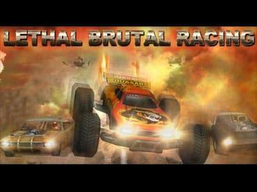 Lethal Brutal Racing Free Game