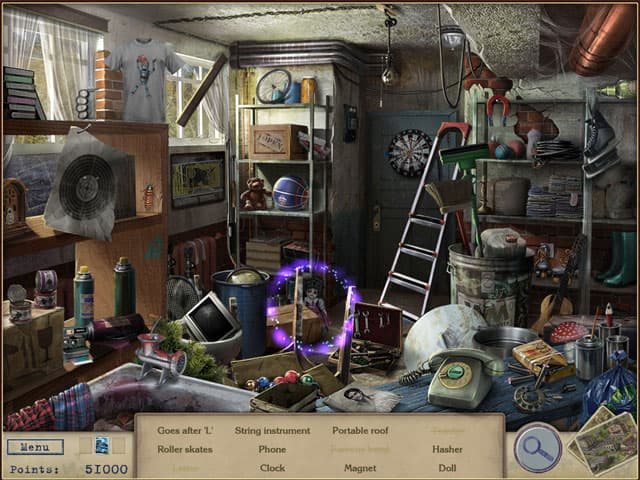 Letters from Nowhere Screenshot 1