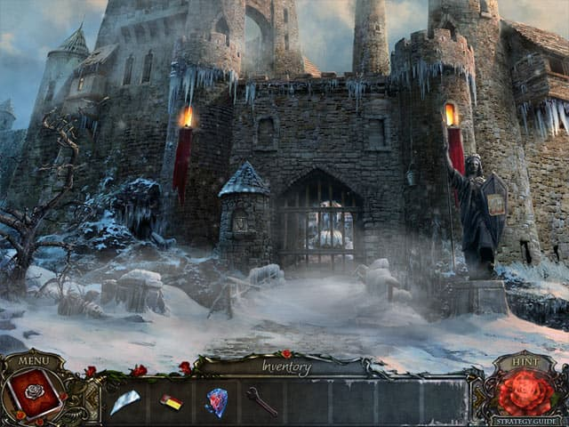 Living Legends: Ice Rose Free PC Game Screenshot