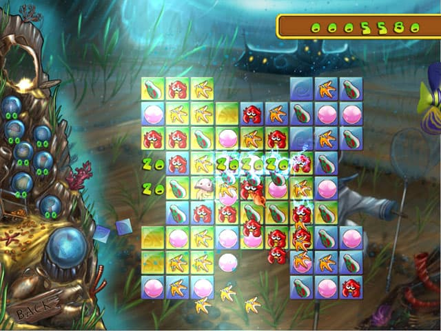 Lost City of Aquatica Free PC Game Screenshot