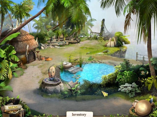Lost Lagoon 2: Cursed and Forgotten Screenshot 2