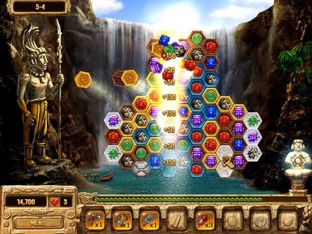 Lost Treasures of Eldorado Free PC Game Screenshot