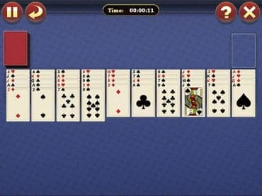 Lucky Spider Solitaire Free Game