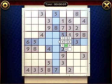 Lucky Sudoku Free Game