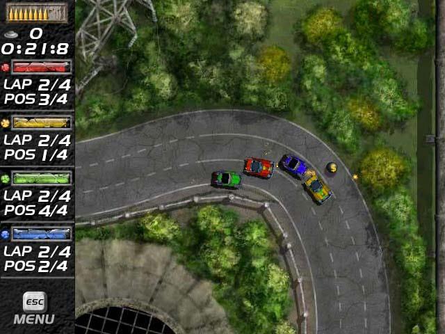 Mad Cars Screenshot 2