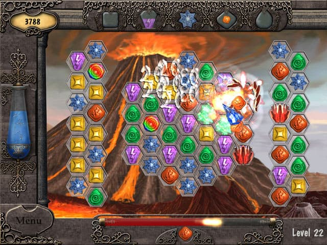 Magic Runes Free PC Game Screenshot