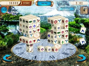 Mahjongg Dimensions Free Game