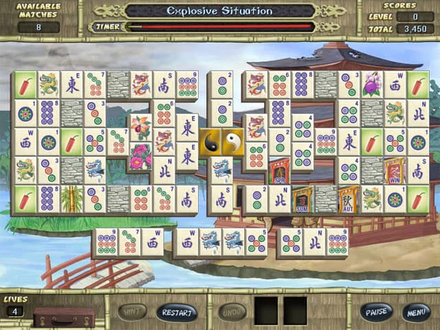 Mahjong Quest Free PC Game Screenshot