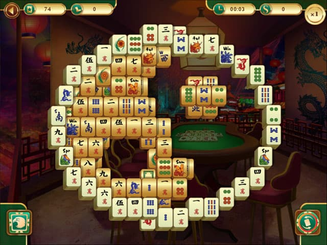 Mahjong World Contest Free PC Game Screenshot