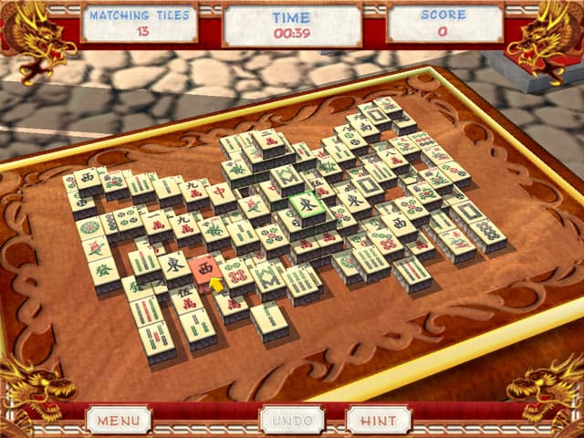 Free Mahjong Free PC Game Screenshot