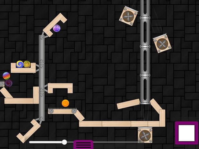 Marble Run 2D Screenshot 1