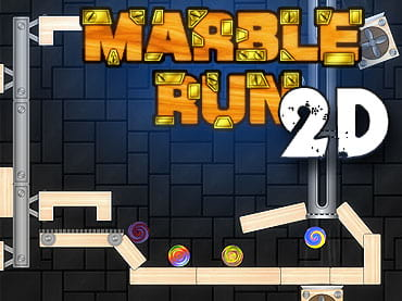 Marble Run 2D Free Game