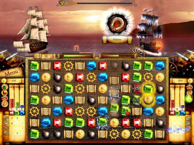 Marine Puzzle Free PC Game Screenshot