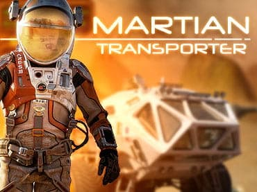 Martian Transporter Free Game