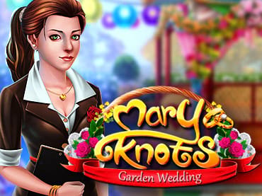 Mary Knots: Garden Wedding Полная Игра