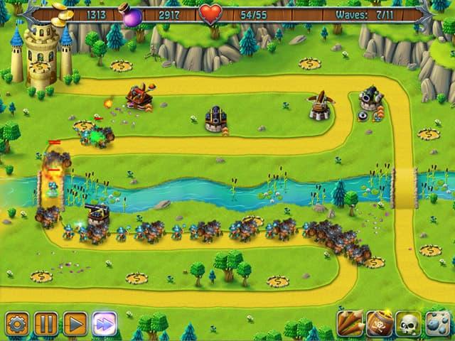 Medieval Defenders Free PC Game Screenshot