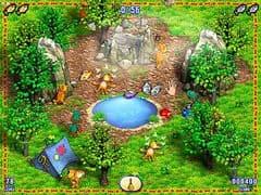Milky Bear: Fish Patrol Screenshot
